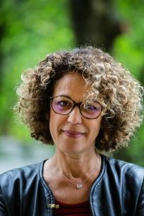 Portrait de Leila Hamama